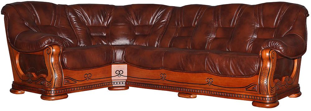 Краснодар Валенсия Gallery: Угловой диван «Консул 23» (3мL/R901R/L) купить в интернет