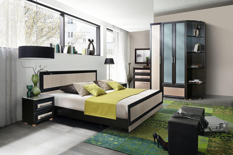 Спальня «Ника» купить в интернет-магазине Пинскдрев (Краснодар) - цены, фото, размеры